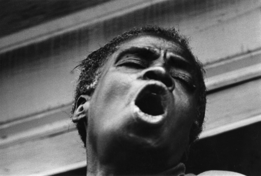 Chester Higgins -  A Joyful Noise, Macon County, Alabama, 1968