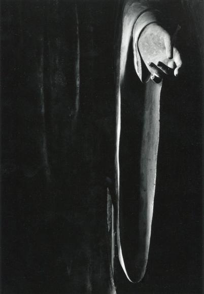 André KertészNara (Japan), November 8, 1968 Gelatin silver print, printed c. 1968. 10 x 8 inches