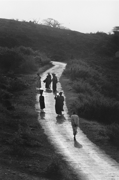 Chester Higgins -  Yoff, Senegal, 1973