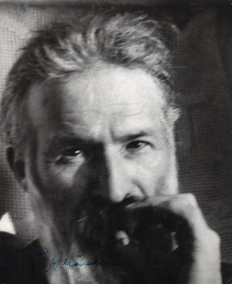 Constantin Brâncuşi - Self-Portrait, c. 1932-33 | Bruce Silverstein Gallery