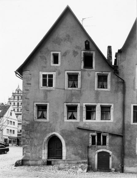 Bernd and Hilla Becher - Rothenburg ob der Tauber, 1998  | Bruce Silverstein Gallery