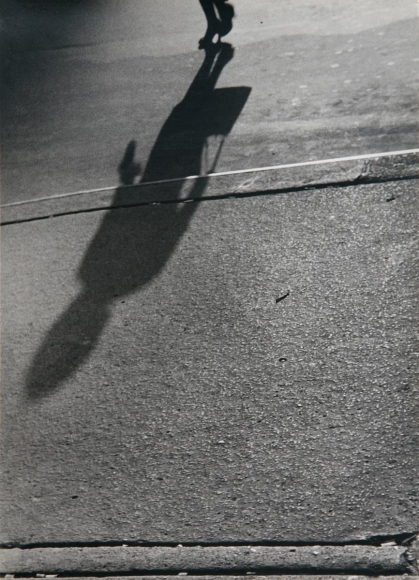 Lisette Model -  Shadows, 1940-41  | Bruce Silverstein Gallery