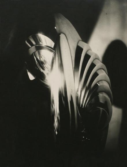 Constantin Brâncuşi - Mademoiselle Pogany II, Profile View, 1920 | Bruce Silverstein Gallery