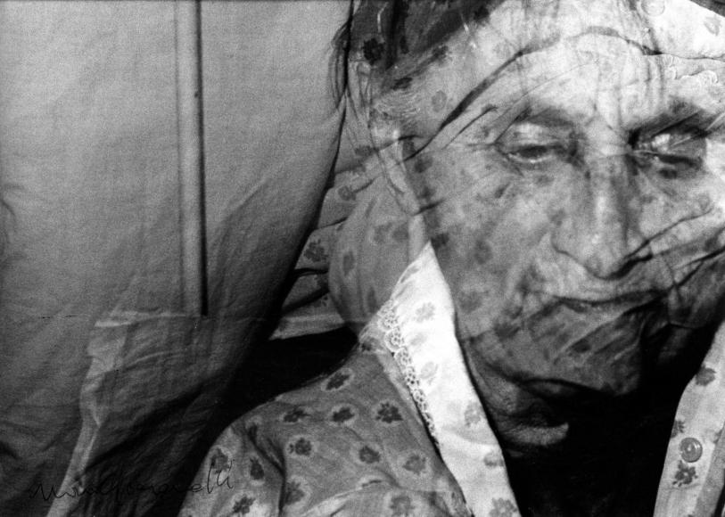 Mario Giacomelli - Verra la morte e avra i tuoi occhi,1954-79(Death will come and have your eyes) | Bruce Silverstein Gallery