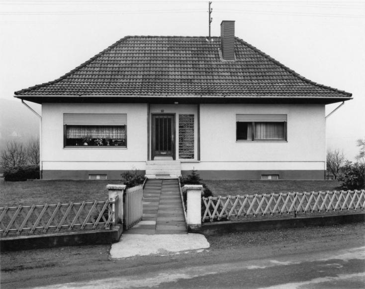 Bernd and Hilla Becher - Katznbach, Westerwald, Germany, 1989  | Bruce Silverstein Gallery