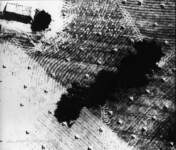 Mario Giacomelli - Untitled,n.d | Bruce Silverstein Gallery