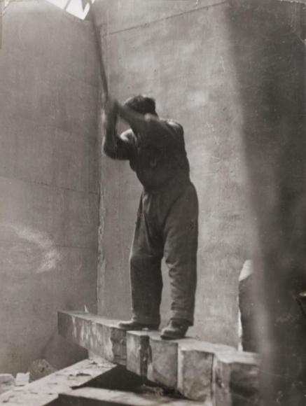 Constantin Brâncuşi - Self-Portrait, 1924 | Bruce Silverstein Gallery