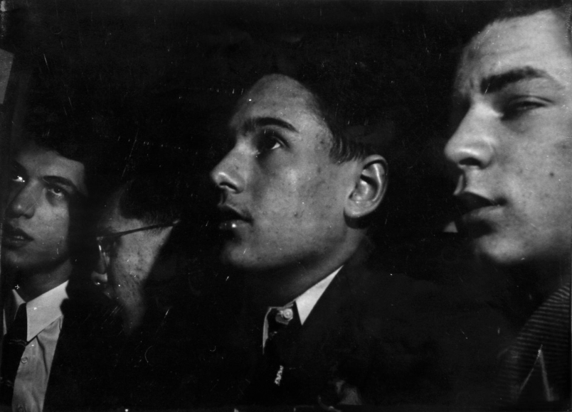 Lisette Model -  Nick's Nightclub, 1944  | Bruce Silverstein Gallery
