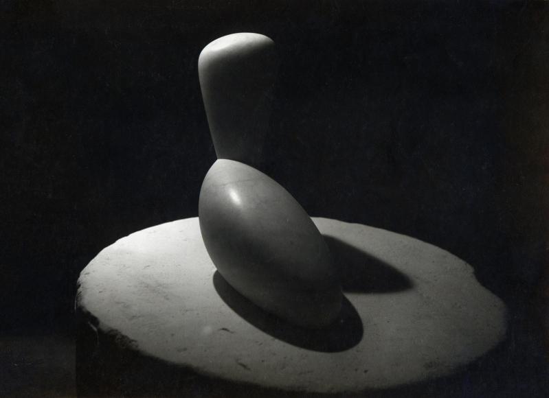Constantin Brâncuşi - Leda, c. 1921 | Bruce Silverstein Gallery