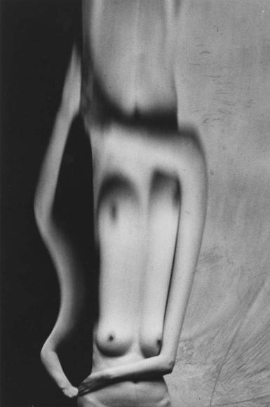 André Kertész (1894-1985)Distortion #121 (Crop), 1933 Gelatin silver print, printed c. 1970s 9 3/8 x 6 3/8 in. (23.8 x 16.2 cm)