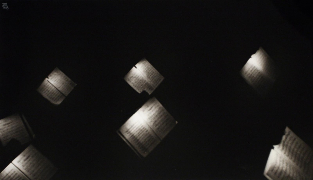 Ilse BingOrchestra Pit, Theatre des Champs-Elyees, Paris, 1933 Gelatin silver print, printed 1991. 11 x 14 inches