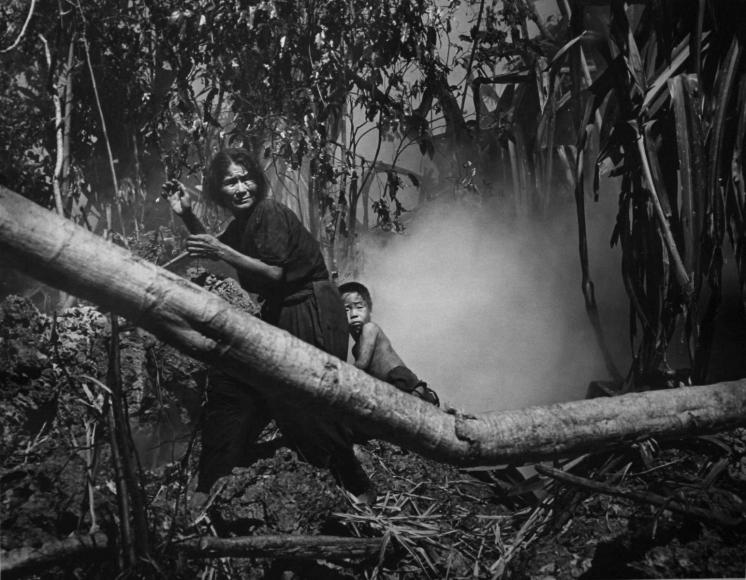 W. Eugene Smith - World War II, Saipan, 1944  | Bruce Silverstein Gallery