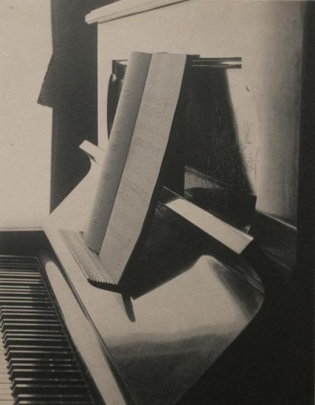 Paul Outerbridge - Piano, 1926 | Bruce Silverstein Gallery