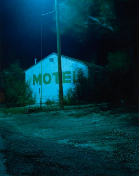 Todd Hido - #9545-c, 2010 | Bruce Silverstein Gallery