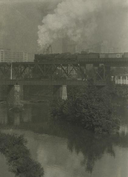 Richmond, Virginia, 1926 Gelatin silver print, printed c. 1926 4 x 2 7/8 inches