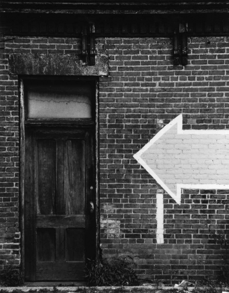 Nathan Lyons - Untitled, 1959 | Bruce Silverstein Gallery