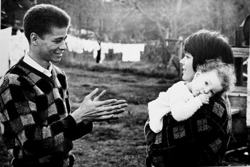 Leonard Freed - Black in White America, 1964  | Bruce Silverstein Gallery