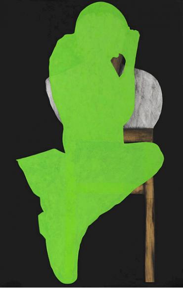 Max Neumann, Untitled, July, 2013