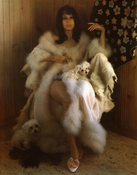 Marie Cosindas -  Amy, Boston,1965  | Bruce Silverstein Gallery