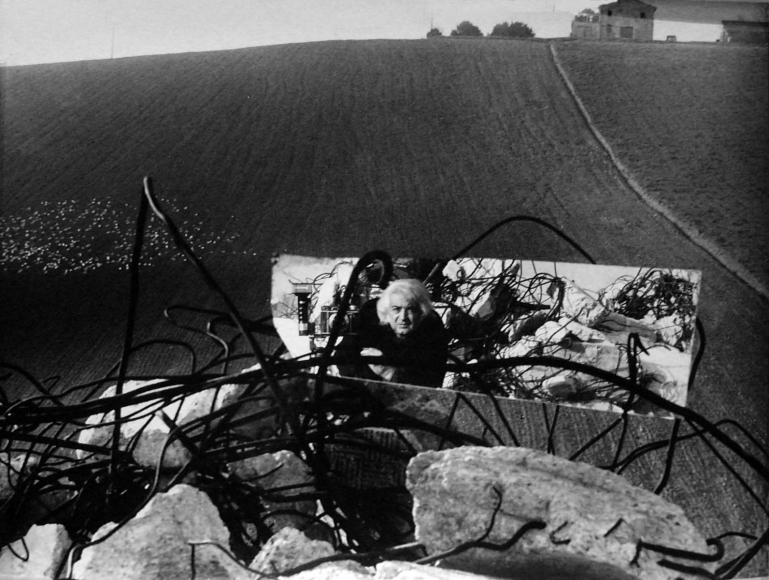 Mario Giacomelli - Favola per viaggio verso possibili significanti,1967-68(A tale towards possible inner meanings) | Bruce Silverstein Gallery