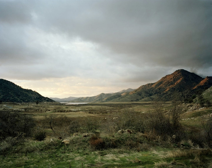 Jesse Chehak - Dusk, California, 2007  | Bruce Silverstein Gallery