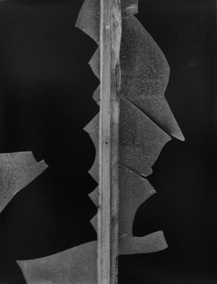 Aaron Siskind New York 7, Windows, 1947 Gelatin silver print, printed 1981 14 x 11 inches