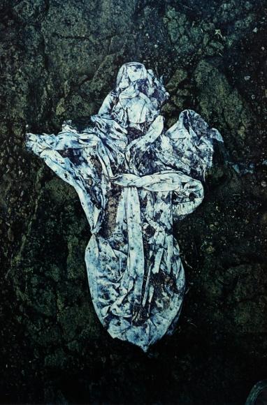 Ernst Haas -  Abstract Idol, 1957  | Bruce Silverstein Gallery