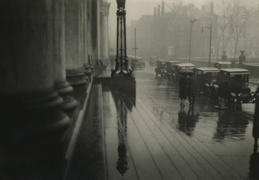 E. O. Hoppé - Philadelphia, 1925  | Bruce Silverstein Gallery