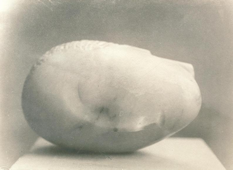Constantin Brâncuşi - Sleeping Muse, c. 1920s | Bruce Silverstein Gallery