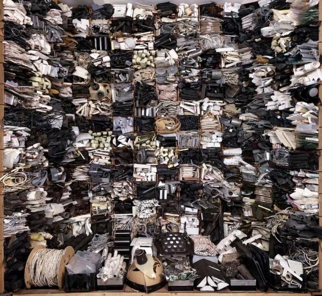 Marjan Teeuwen- Archive 2, 2007 | Bruce Silverstein Gallery