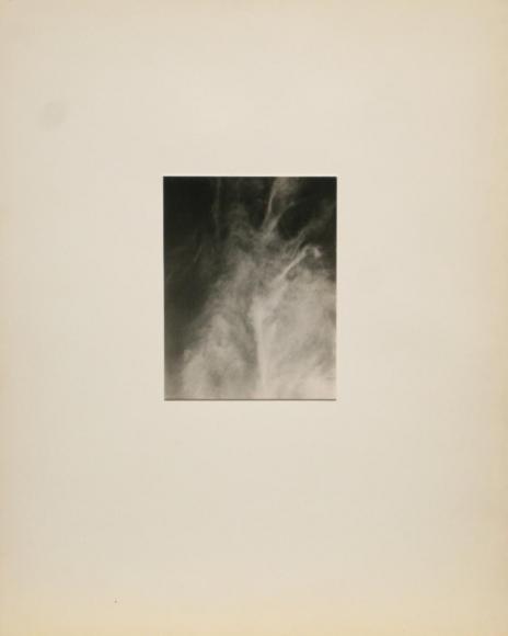 Alfred Stieglitz- Equivalent, 1925 Gelatin silver print | Bruce Silverstein Gallery