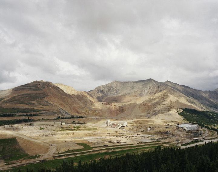 Jesse Chehak - Climax Mine Near Leadville, Colorado, 2007  | Bruce Silverstein Gallery