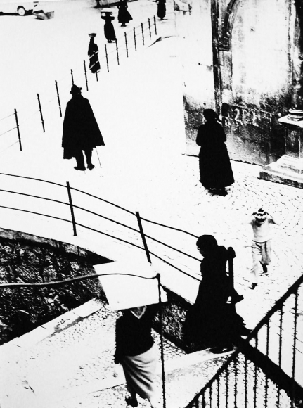 Mario Giacomelli - Scanno,1957-59 | Bruce Silverstein Gallery