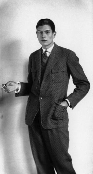 August Sander - High School Student,1926  | Bruce Silverstein Gallery