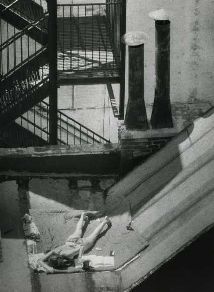 André Kertész - Untitled, July 9, 1978  | Bruce Silverstein Gallery