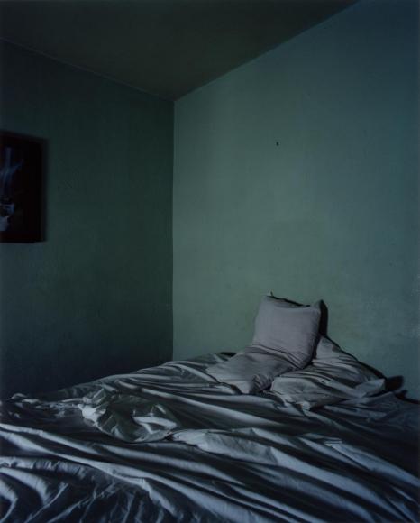 Todd Hido - #3878, 2005  | Bruce Silverstein Gallery