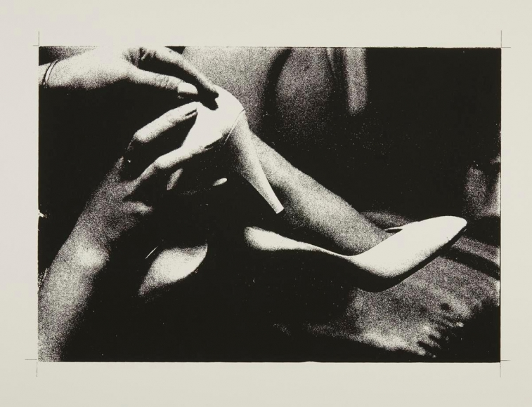 Untitled, late 1980s, Gelatin silver print