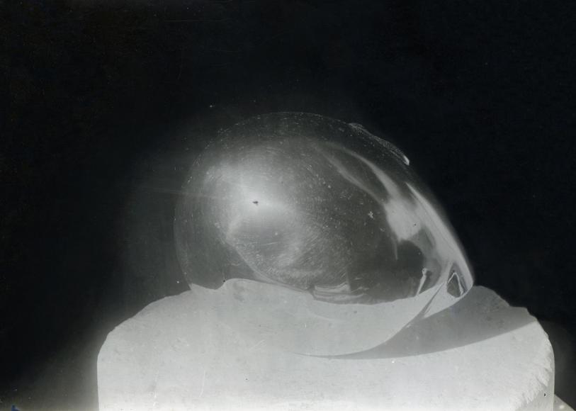 Constantin Brâncuşi - Prometheus, c. 1926-27 |  Bruce Silverstein Gallery