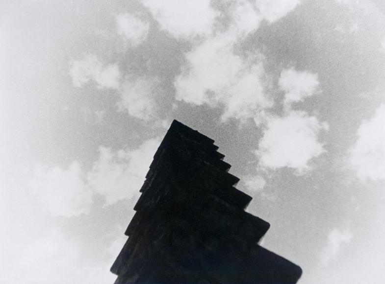 Constantin Brâncuşi - Endless Column, c. 1926-27 | Bruce Silverstein Gallery