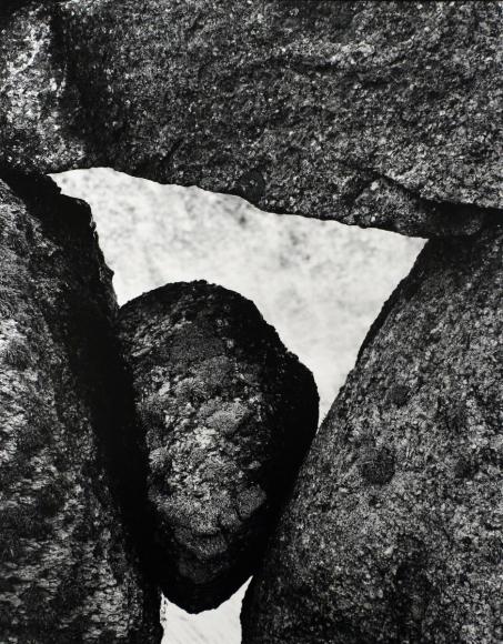 Aaron Siskind - Martha's Vineyard, 1955  | Bruce Silverstein Gallery