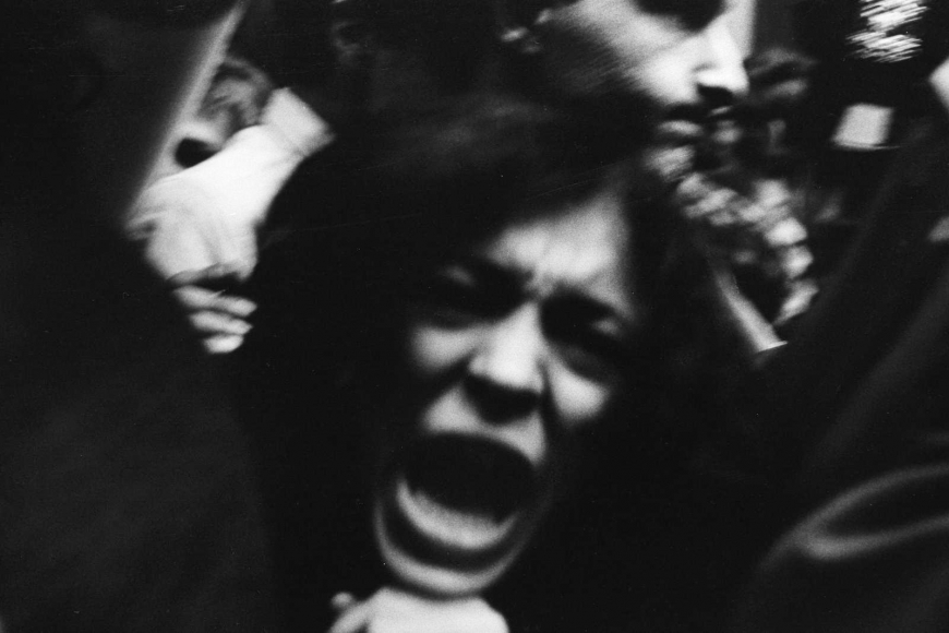 Leonard Freed - Black in White America, 1963  | Bruce Silverstein Gallery