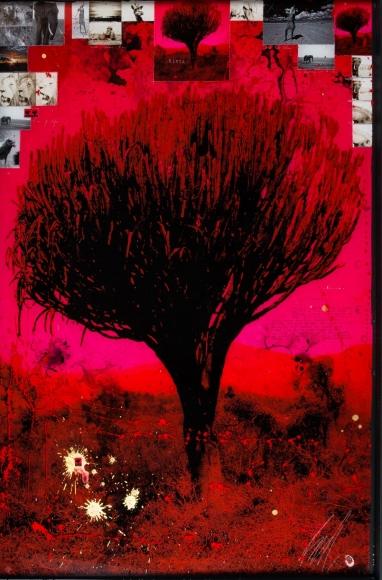 RaphaelMazzucco Red Tree, 2018