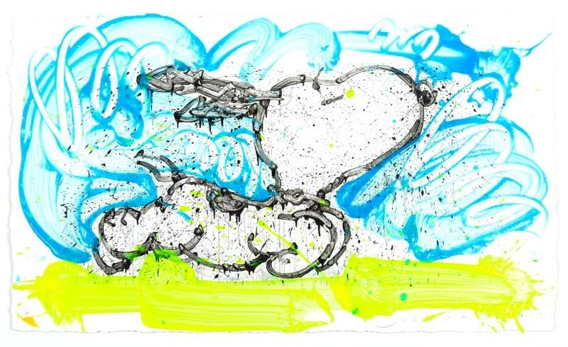 Tom Everhart The Skys The Limit 6