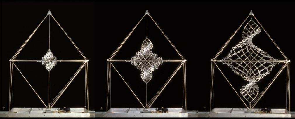 Chuck Hoberman Helicoid, 1997