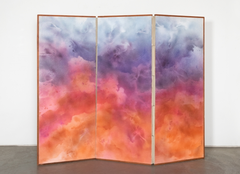 Sheila Isham Untitled (Room Divider)