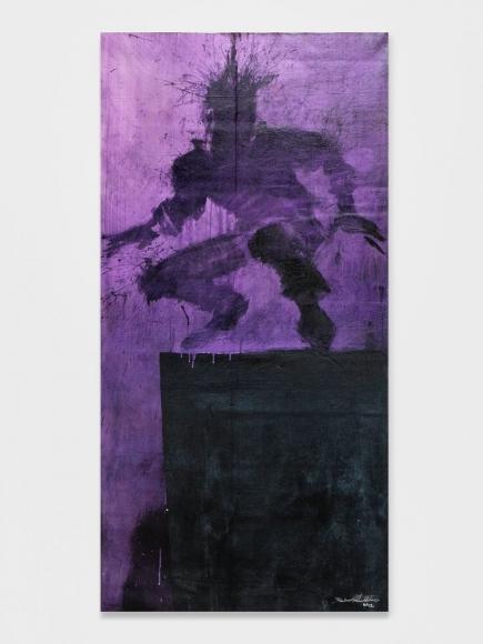 Richard Hambleton Jumping Shadow, 2012