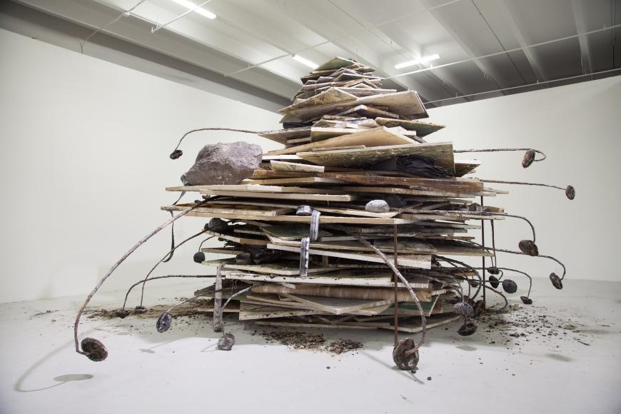 Anselm Kiefer, Die Erdzeitalter (The Ages of the World), 2014