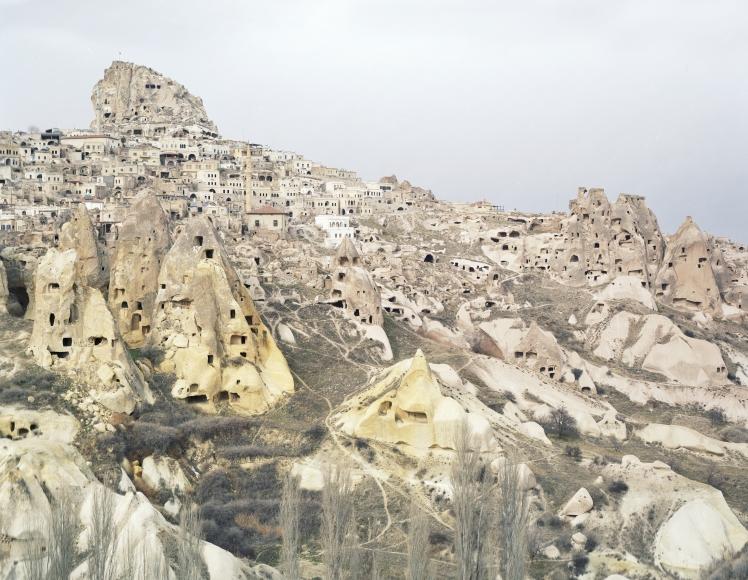 Domingo Milella, Uchisar, Turkey, 2007, C-print, 59 × 75 in.