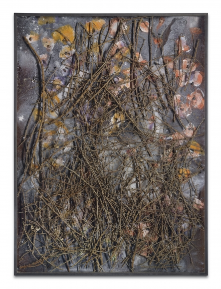 Anselm Kiefer, Maria im Rosen Haag (Mary in the Rose Garden), 2005