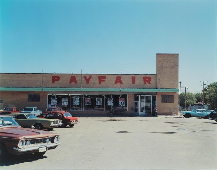 Stephen Shore, Winnipeg, Manitoba, 8/16/74, 1974